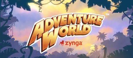 Adventure world sur Facebook