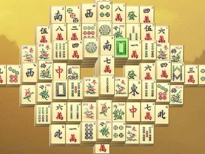 Mahjong sur Jeux.com