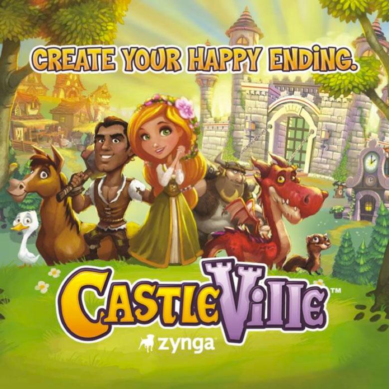 CastleVille par Zynga
