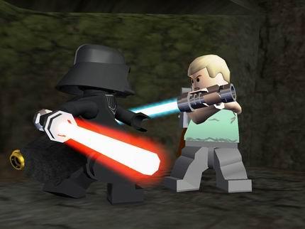 Jeu 3D Lego Star Wars