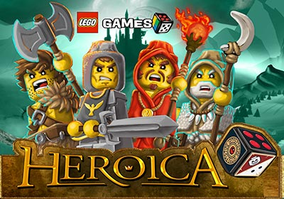 Lego Heroica sur Flibus.com