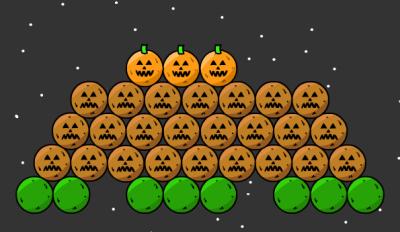 Jeu Halloween Pumpkin Remover