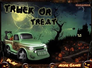 Halloween Truck or Treat