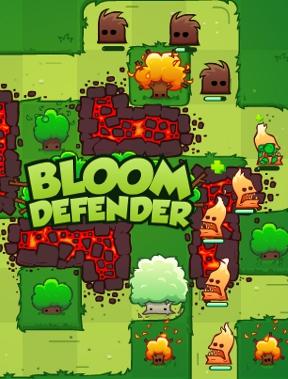 Jeu amusant bloom defender