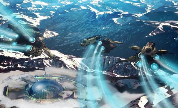 Space Origin, un jeu spatial !