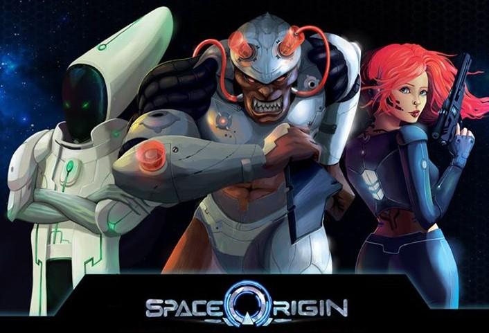 Space Origin nouveau jeu de conquête spatial
