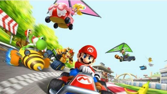 Jeux Mario