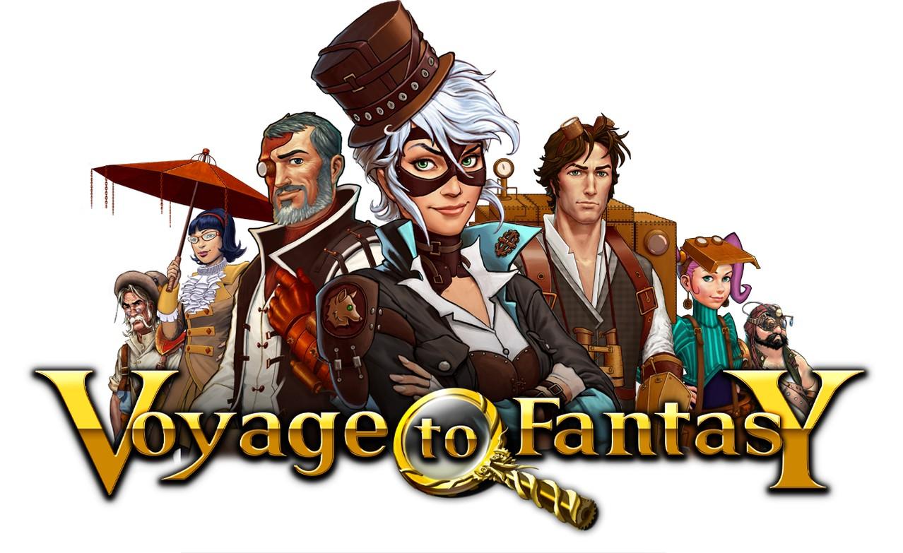 Jeu d'objets cachés Voyage to Fantasy