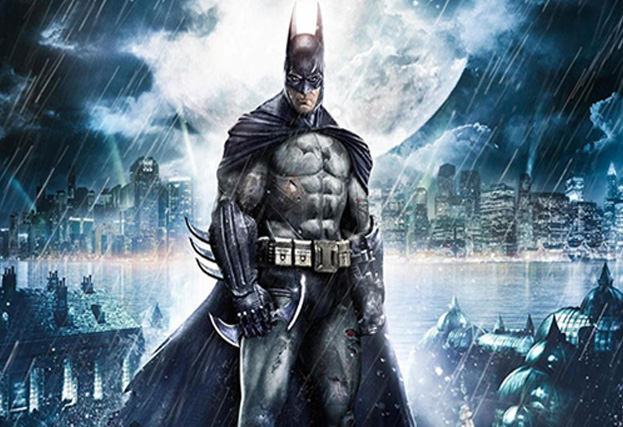 Exposition Batman