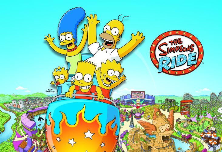 Parc d'attractions Simpson