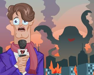 Aujourd'hui, c'est vous qui êtes à la une des médias ! Faites risette !