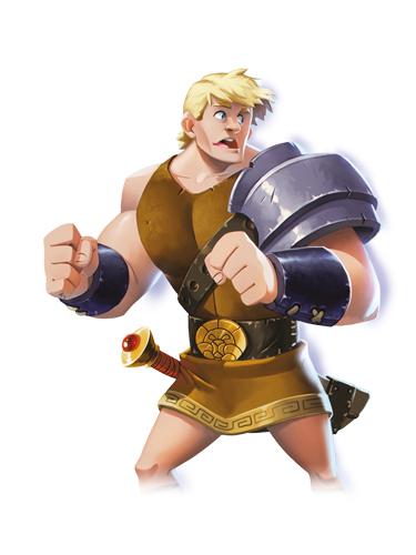 Hercules Dice Forge