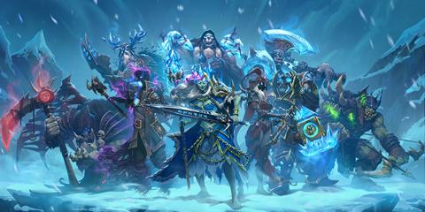 Présentation des Chevaliers du Trône de glace
