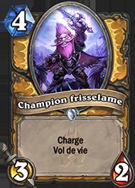 Champion Frisselame