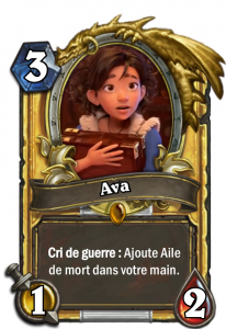 Hearthstone Ava
