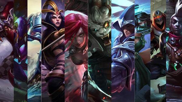 assassins League of legends