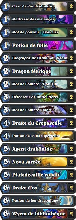 deck low cost dragon priest