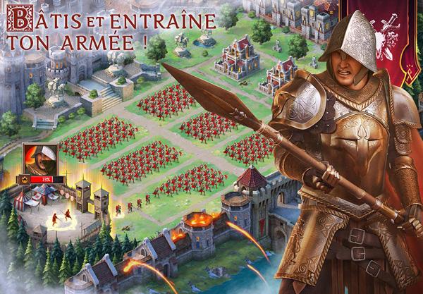 Throne: Kingdom at War Battle