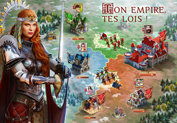 Throne: Kingdom at War conquest