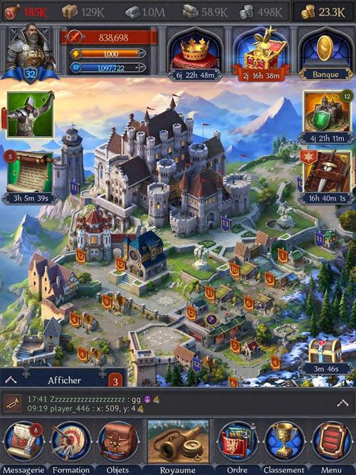 Throne: Kingdom at War mobile