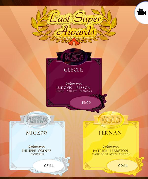 akinator awards