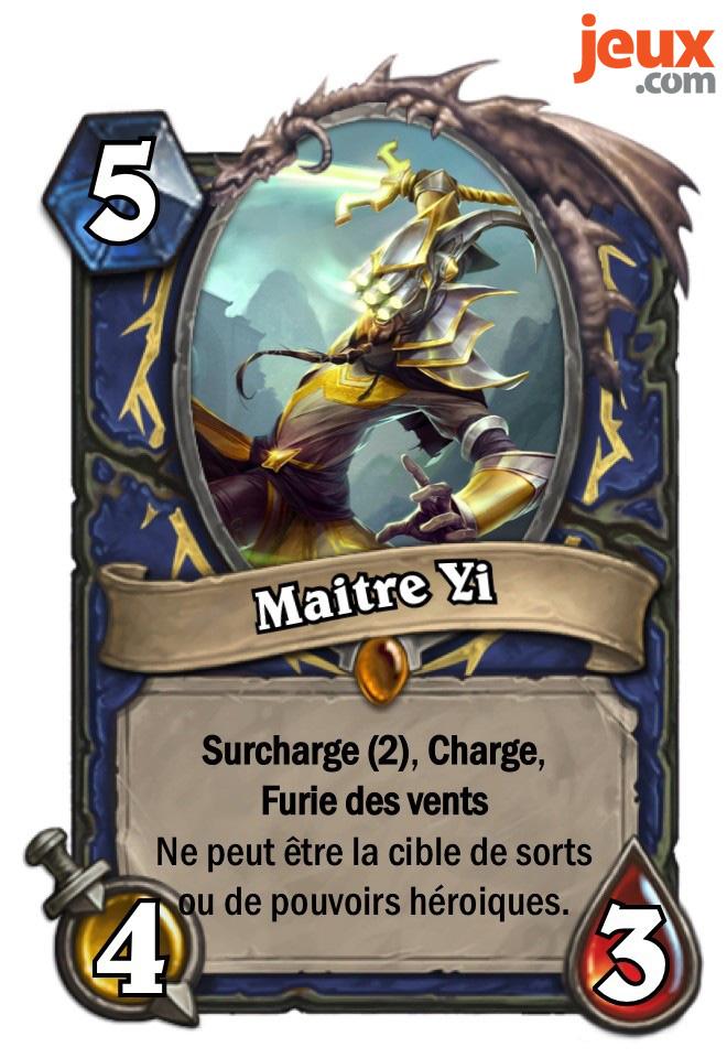 Maitre Yi