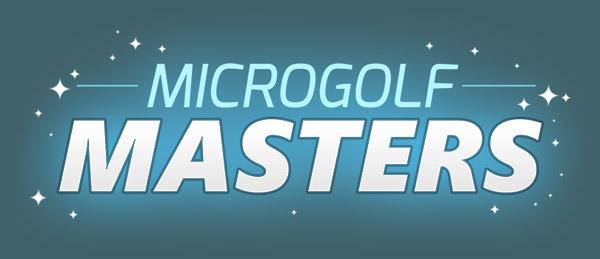 Microgolf Masters Logo
