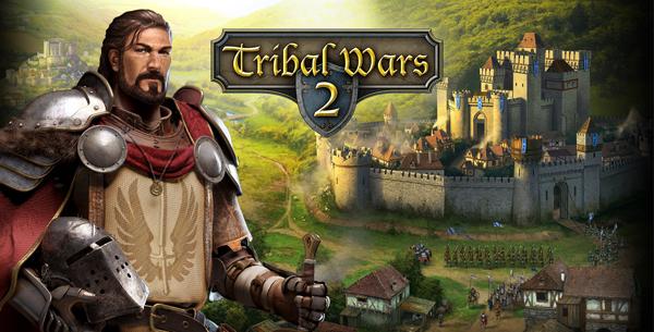 Tribal Wars 2 title