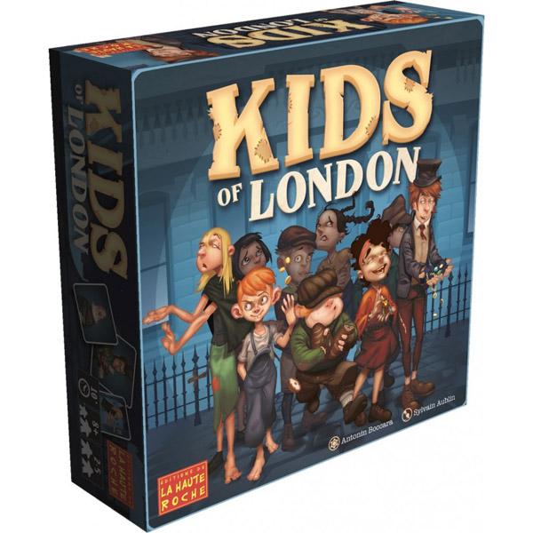 Kids of London boite
