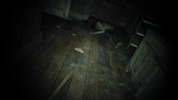Resident Evil VII Zombie