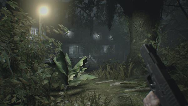 Resident Evil VII shotGun