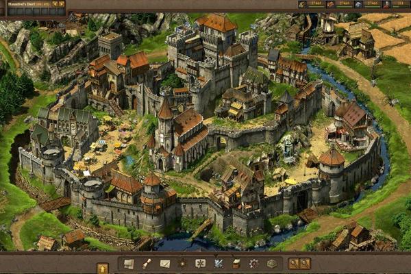 Tribal Wars 2 City