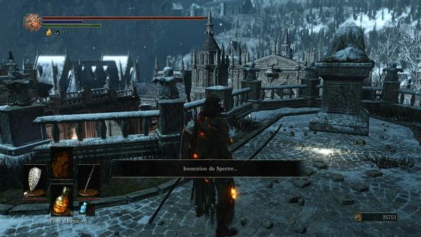 Dark Souls 3 Invocation