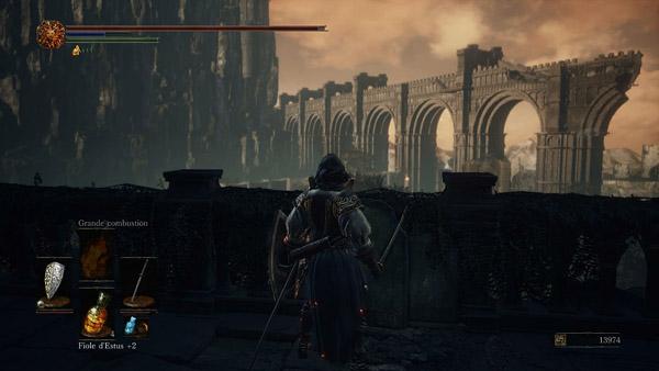 Dark Souls 3 pont