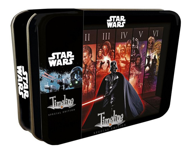 timeline-star-wars edition spéciale