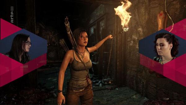 Art of Gaming heroines