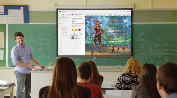 Classcraft Shawn Young