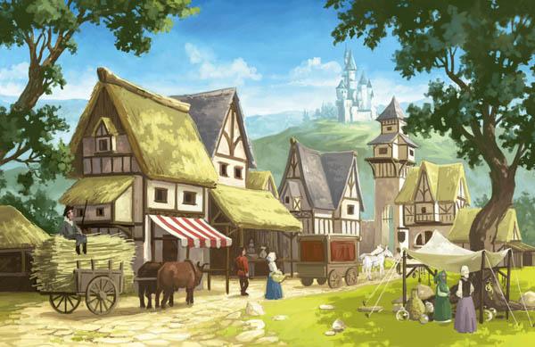 Majesty ville