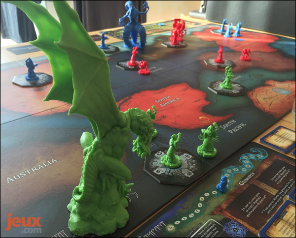 Cthulhu Wars conquete