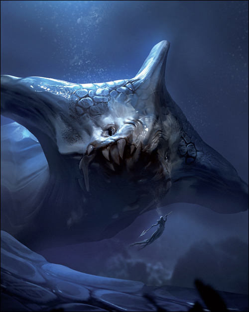 abyss leviathan