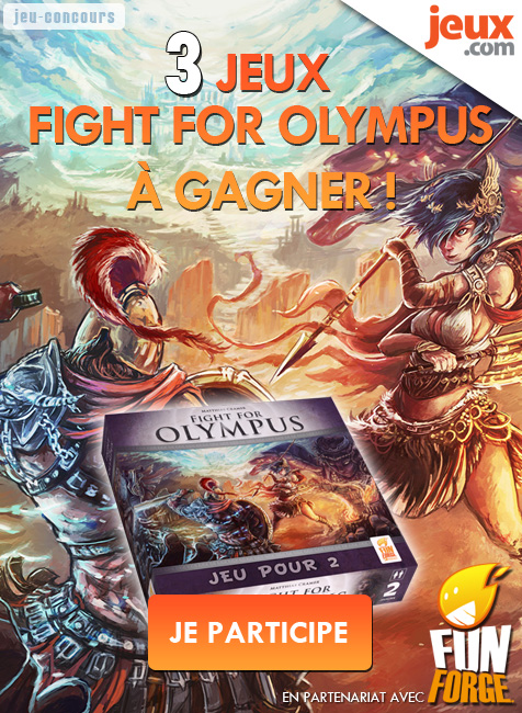 Concours-Fight for Olympus-mars-2018