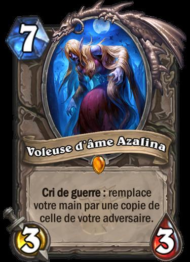 Bois Maudit - Voleuse d'âme Azalina
