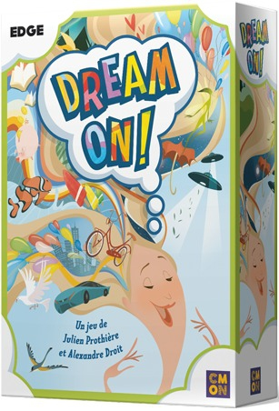 Dream on! boite