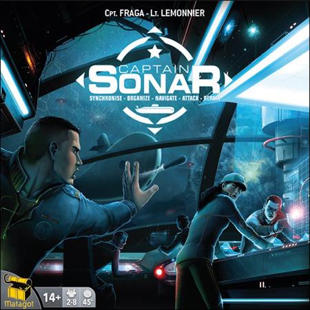 Captain Sonar boite