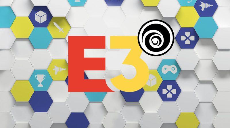 E3 ubisoft