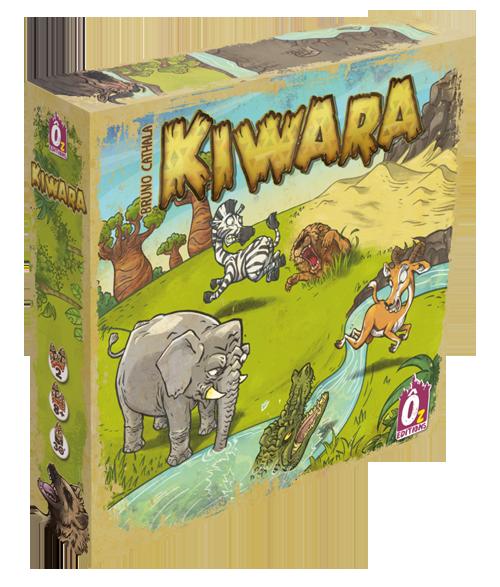 Kiwara Boite
