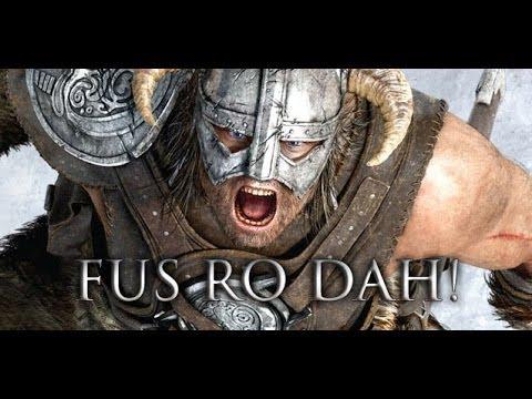 Skyrim fus ro dah
