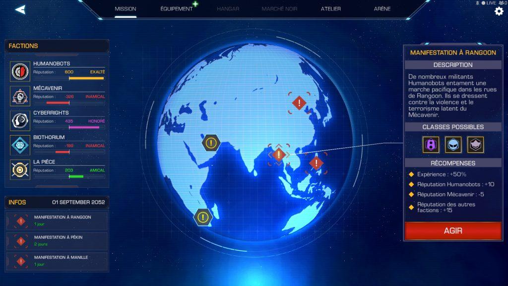map robothorium