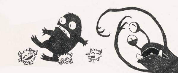 Des Monstres