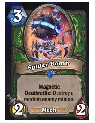 Bombe araignée